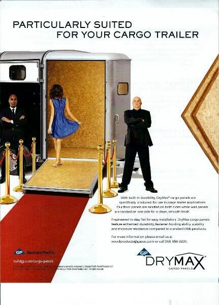 2020 Discovery 8.5x16 Challenger ET, Ramp Door
