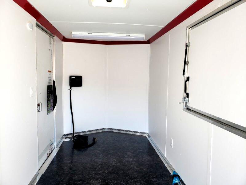 2019 US Cargo 6x14 ULAFT, Electrick Brakes, Concession Trailer, 6'' E
