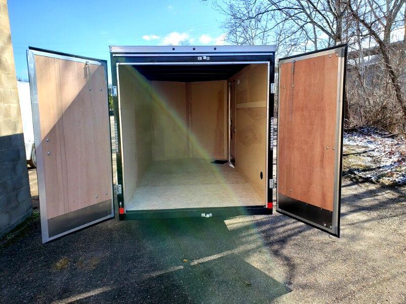 2019 US Cargo 6x12 ULAFT, Barn Doors