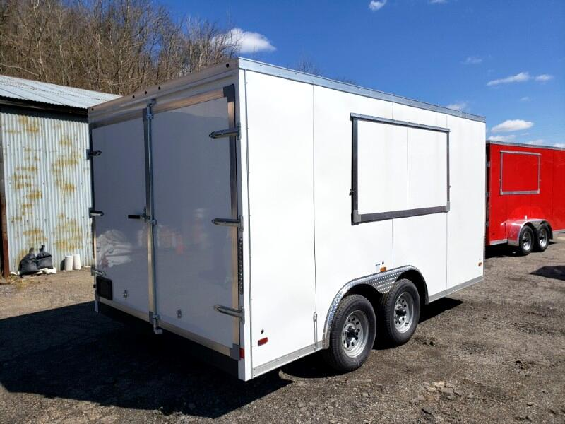 2019 US Cargo 8.5x14 ULAFT, Concession Trailer