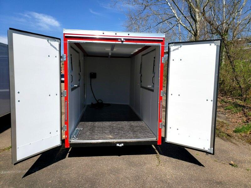 2019 US Cargo 6x14 ULAFT, 6'' Extra Height, Concession Trailer