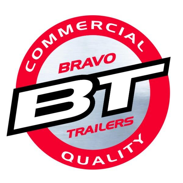 2020 Bravo Trailers 6x10 Scout, 6'' Extra Height, Ramp Door