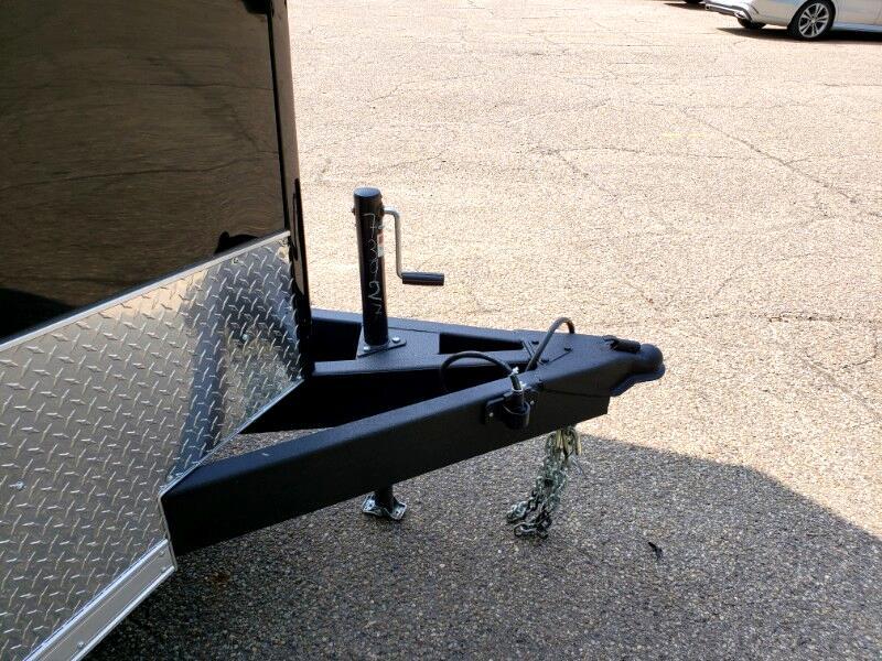 2020 US Cargo 7x18 ULAFT, 12'' Extra Height, Ramp Door