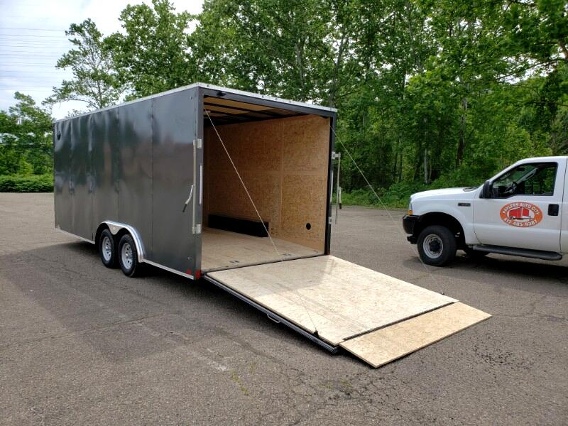 2020 Discovery 8.5x20 Challenger ET, 6'' Extra Height, Car Hauler 7000 G