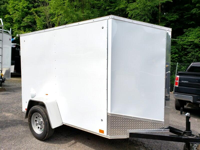 2020 Discovery 4x8 Rover ET, 18'' Extra Height, Barn Door