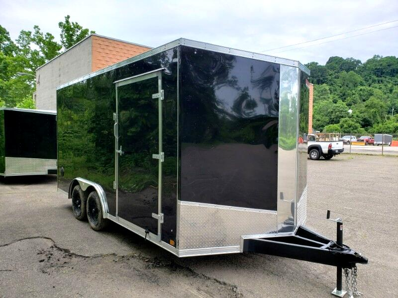2020 Discovery 8.5x16 Challenger SE, 6'' Extra Height, Ramp Door