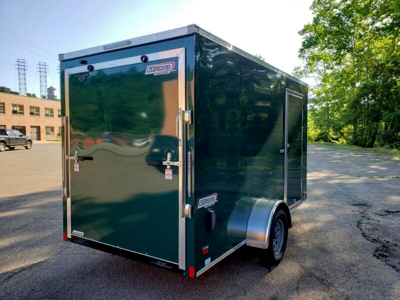 2020 Bravo Trailers 6x12 Scout, 6'' Extra Height