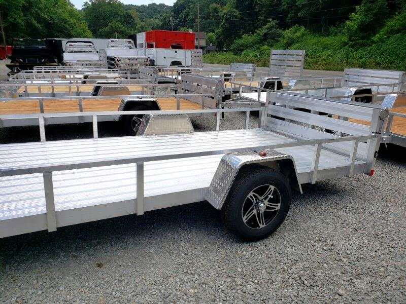 2020 Stealth Phantom II, 6.5x14 Aluminum Utility Trailer