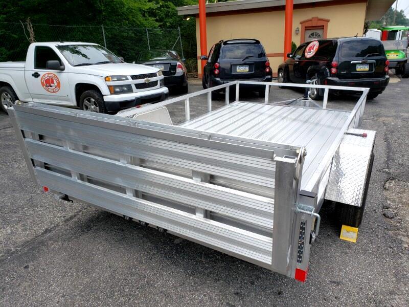 2020 Stealth Phantom II, 6.5x12, Aluminum Utility Trailer