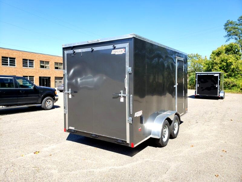 2020 Bravo Trailers 7x14 Scout, 12'' Extra Height, Ramp Door