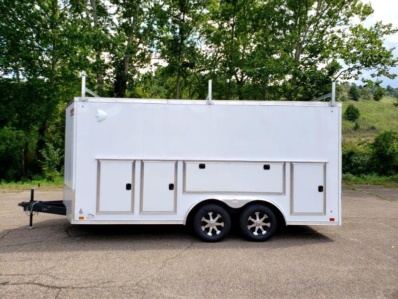 2020 Discovery 8.5x16 8.5x16 Challenger SE, Tool Crib, Ramp Door