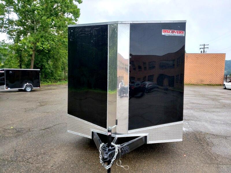 2020 Discovery 8.5x16 Challenger ET, 6'' Extra Height, Ramp Door