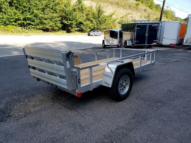 2020 Stealth 5x10 Phantom II, Aluminum Utility Trailer
