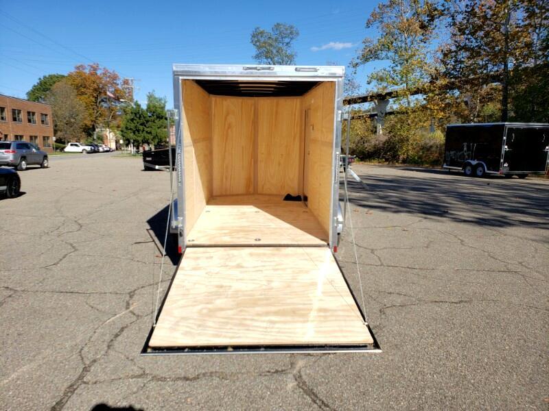 2020 Cargo Mate 6.5x12 E Series, 12'' Extra Height, Ramp Door