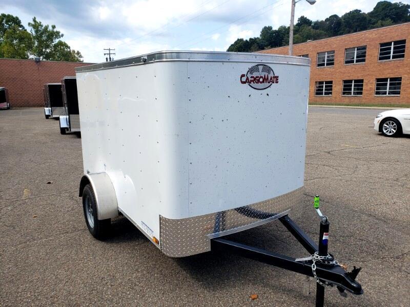 2020 Cargo Mate 5x8 SS, Barn Door