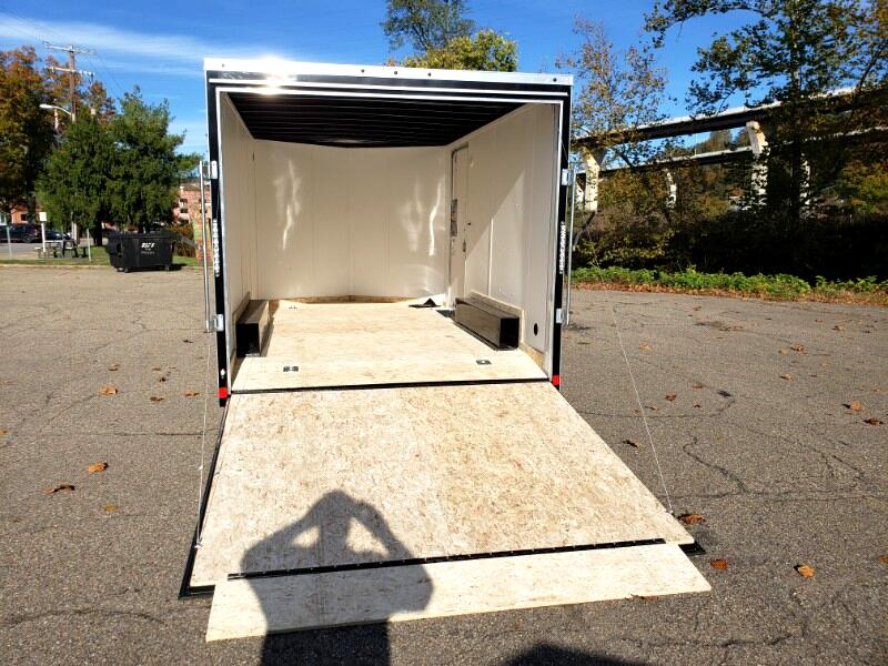 2020 US Cargo 8.5x14 ULAFT, 6'' Extra Height, Ramp Door