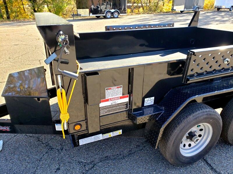 2020 Forest River 6x10 Dump Trailer, 9800 GVW
