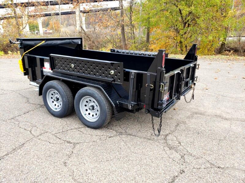 2020 Forest River 5x10 Dump Trailer, 7000 GVW