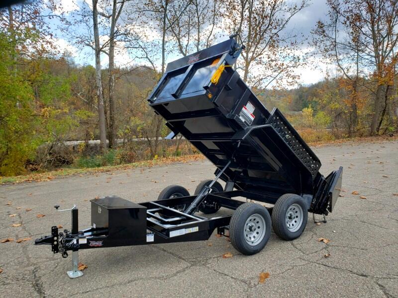 2020 Forest River 5x10 Dump Trailer, 7000 GVW