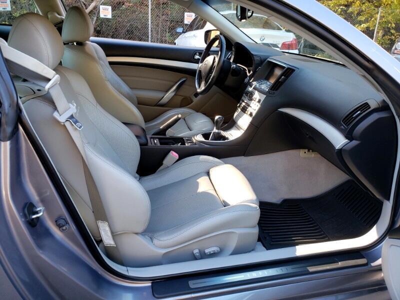2008 Infiniti G37 Sport 6MT