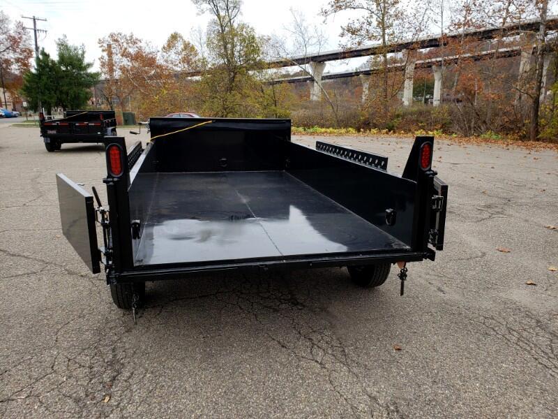 2020 Forest River 6x12 Dump Trailer, 9800 GVW