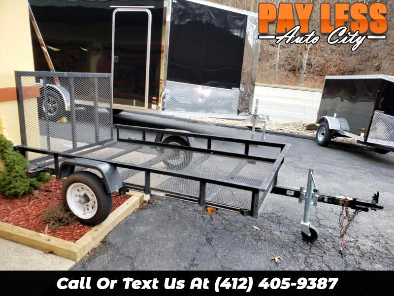 2017 Carry-On Utility Trailer 5x8