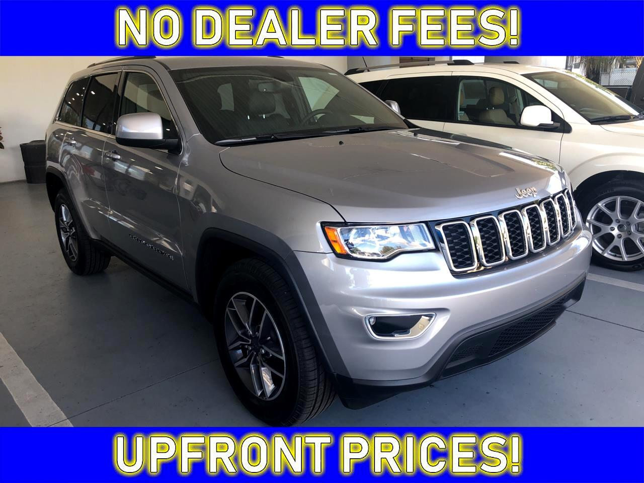 2019 Jeep Grand Cherokee Laredo 2WD