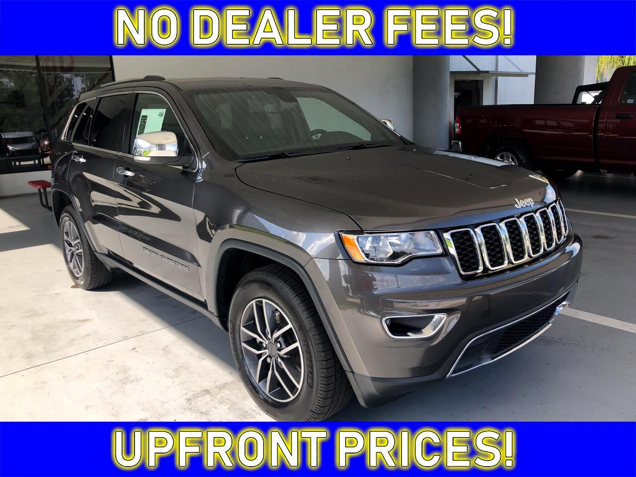 2019 Jeep Grand Cherokee Limited 2WD