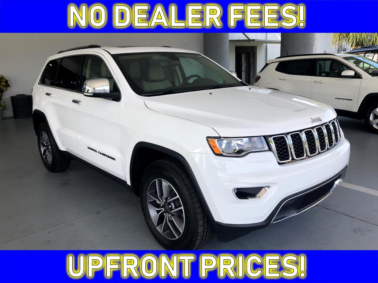 2020 Jeep Grand Cherokee Limited 2WD