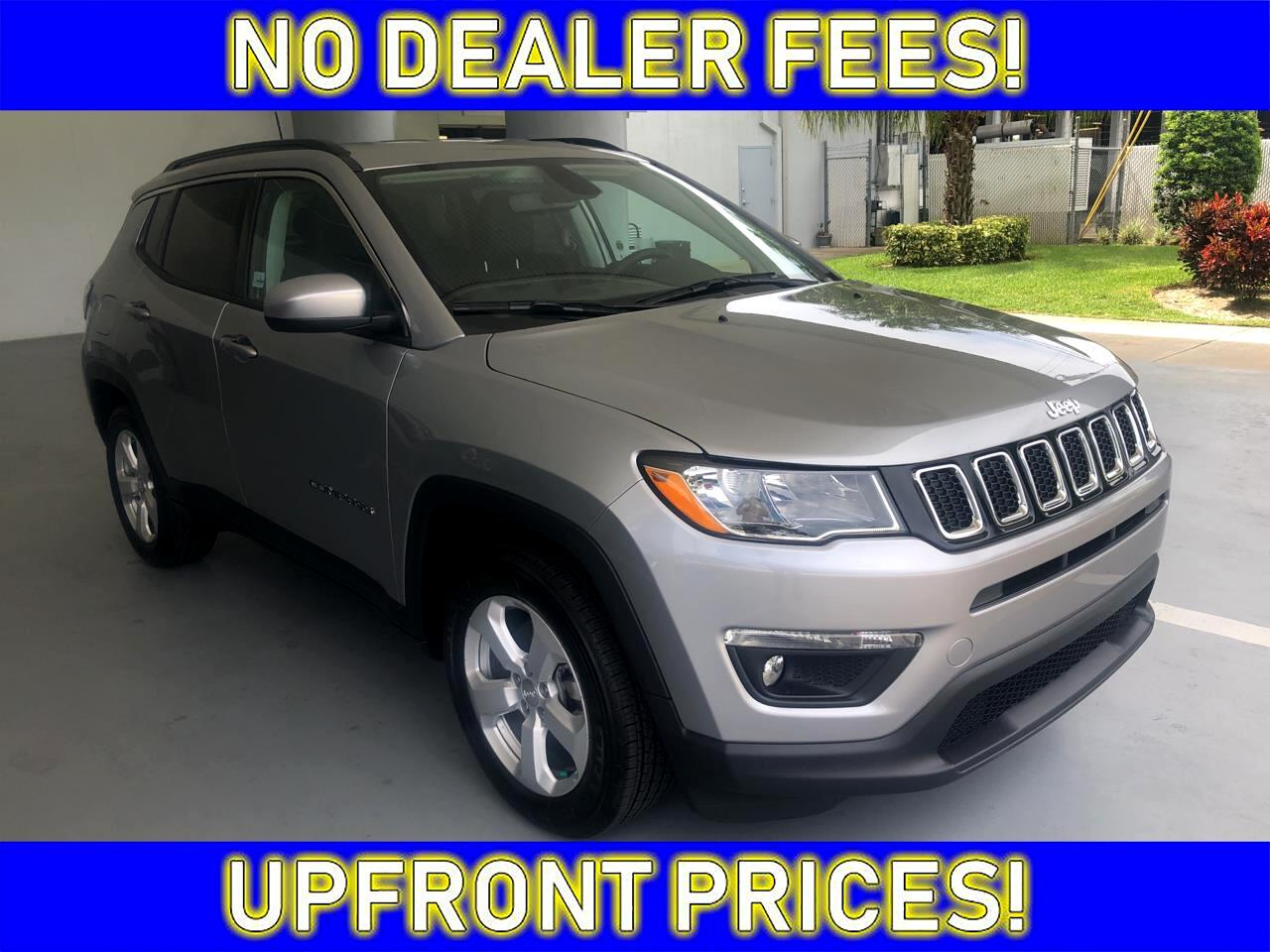 Jeep Compass Latitude FWD 2020