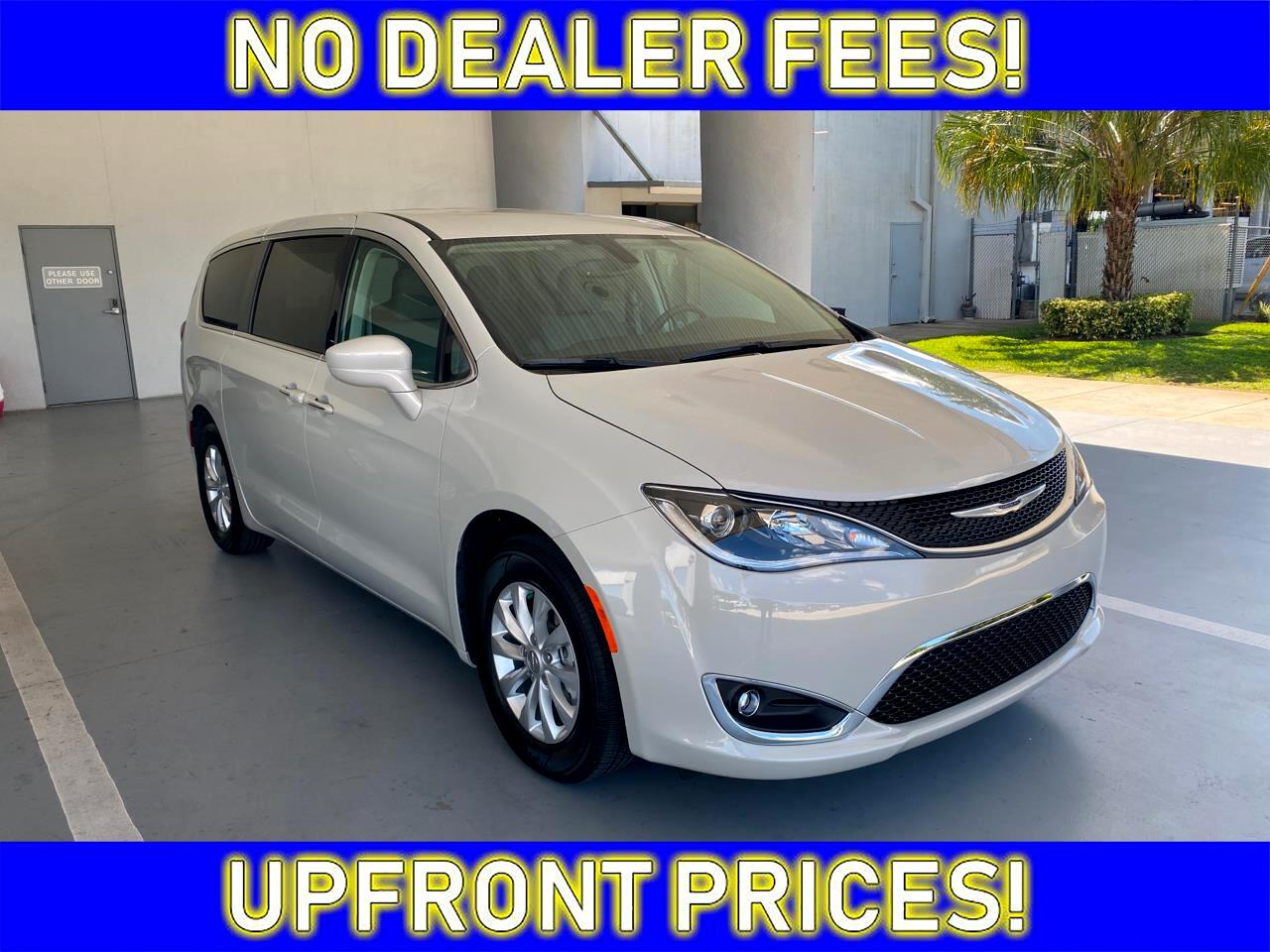 2020 Chrysler Pacifica Touring Plus