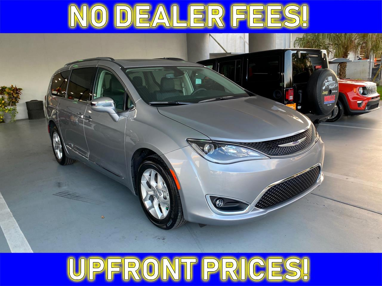 Chrysler Pacifica Limited 2020