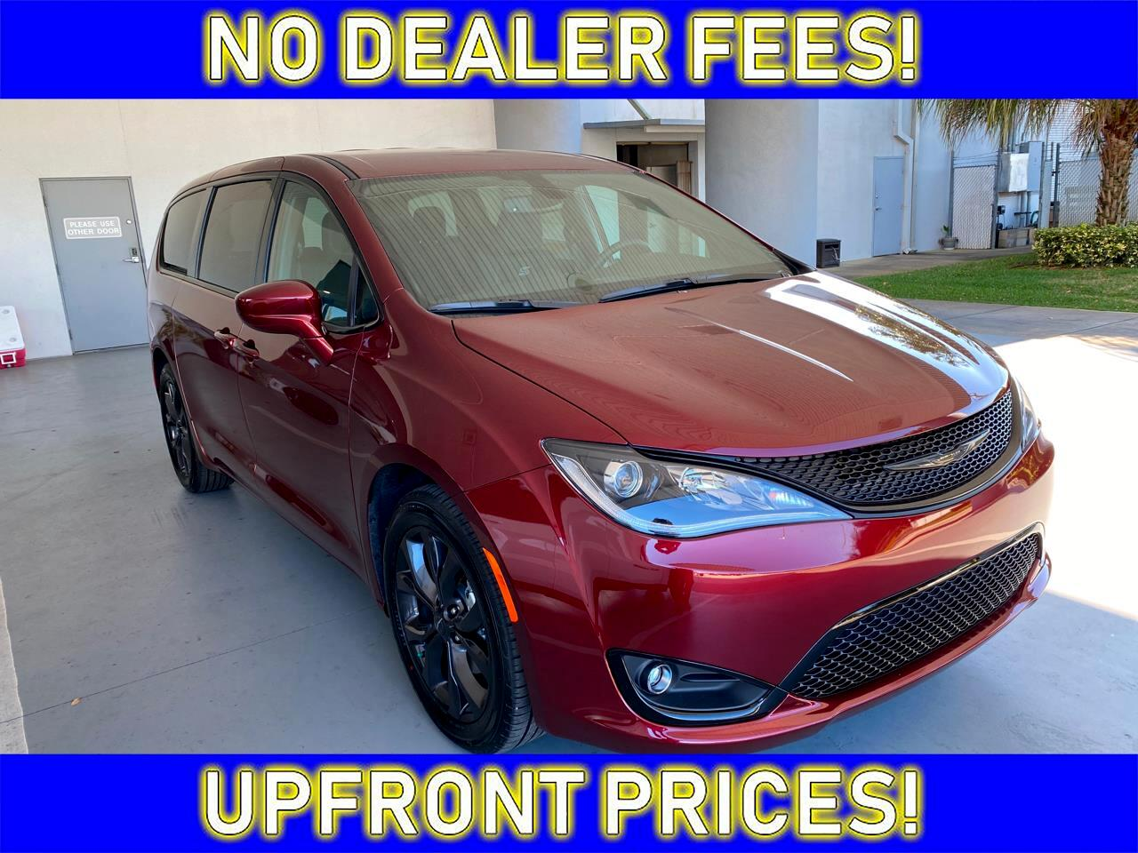 Chrysler Pacifica Touring Plus 2020