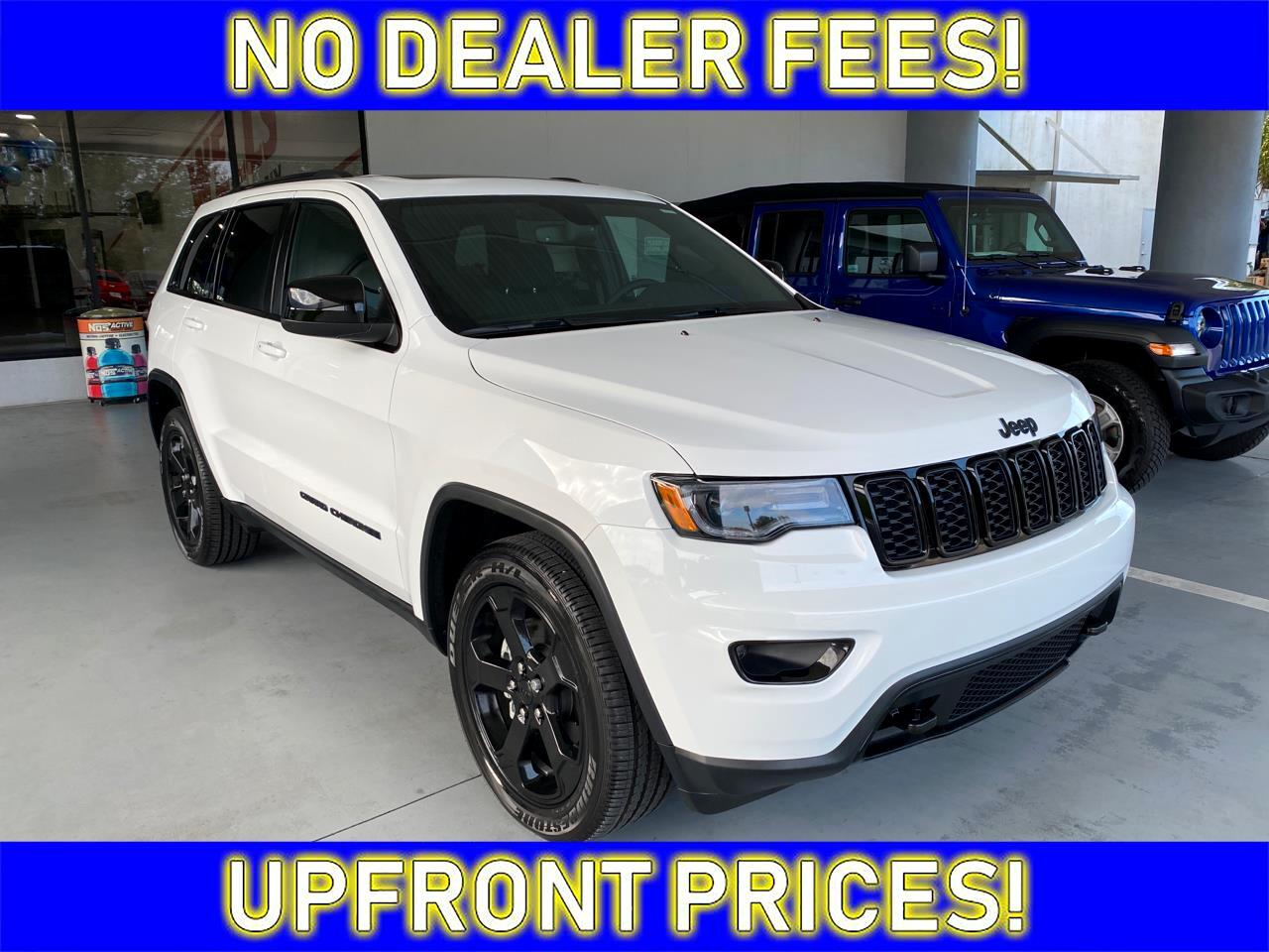 Jeep Grand Cherokee Laredo 2WD 2020