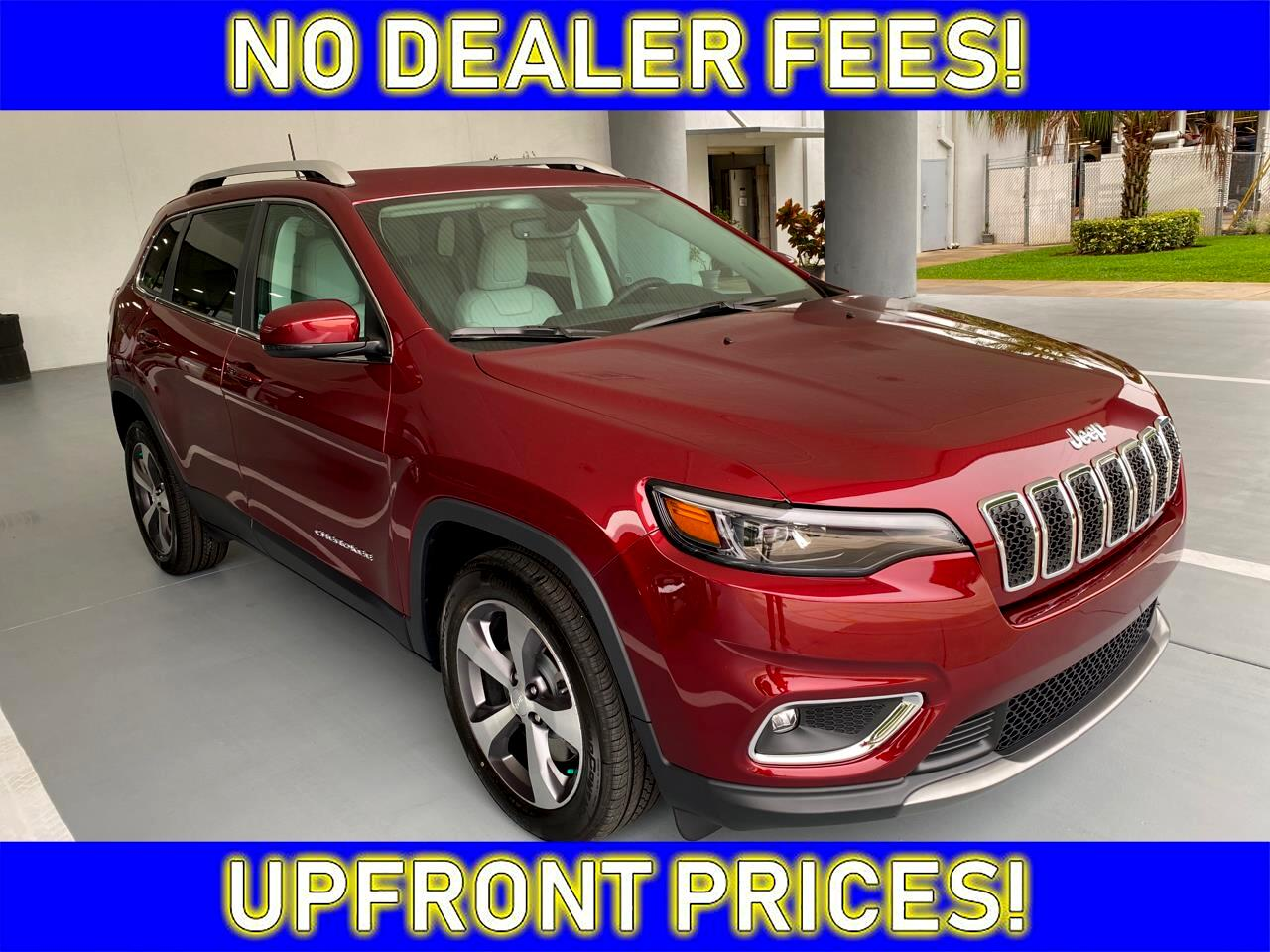 Jeep Cherokee Limited FWD 2020