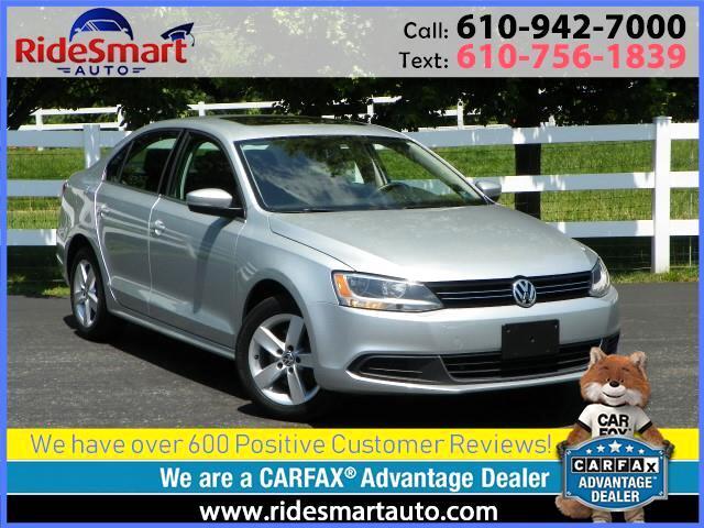 2013 Volkswagen Jetta TDI w/Premium and Nav