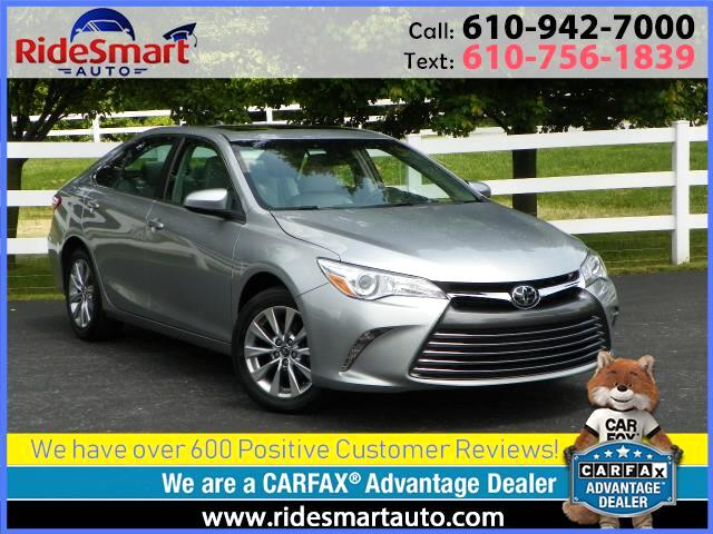 2015 Toyota Camry XLE-Convenience & Technology Package