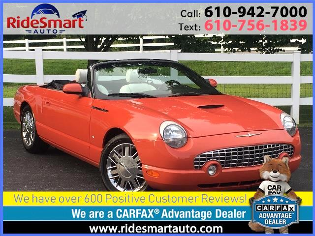 2003 Ford Thunderbird Premium 007 Numbered Edition
