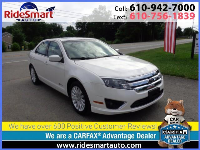 2010 Ford Fusion Hybrid Hybrid Preferred Package
