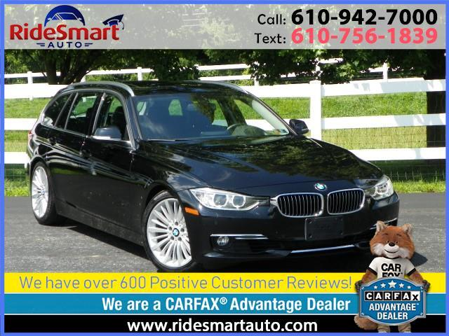 2014 BMW 3-Series Sport Wagon 328Xi Wagon-All Wheel Drive-Nav-Leather-Sunroof