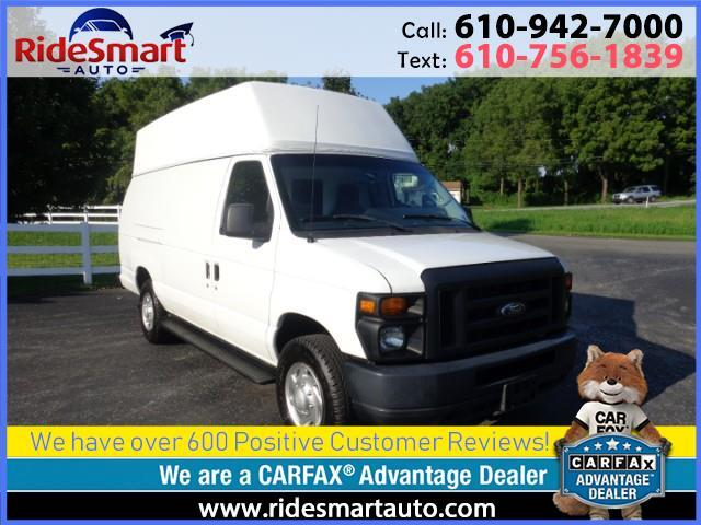 2013 Ford Econoline E-350 Super Duty Extended Hi-Top Cargo Van