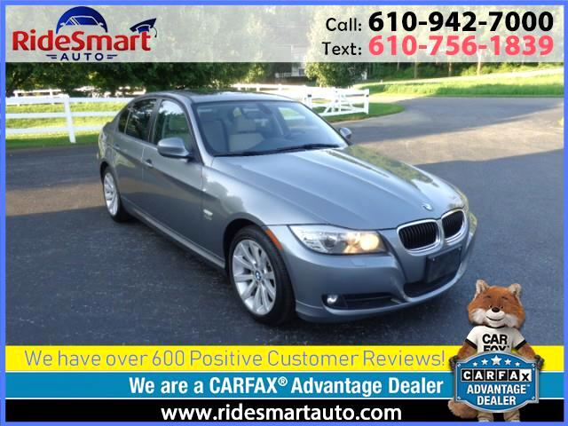 2011 BMW 3-Series 328 xDrive-Nav-Leather-Sunroof