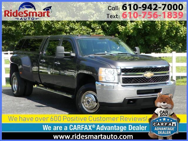 2011 Chevrolet Silverado 3500HD Work Truck Crew Cab LB DRW Dually