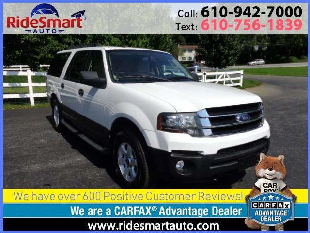 2015 Ford Expedition EL XL 4WD