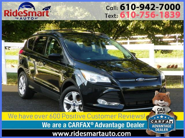 2015 Ford Escape SE 4WD Leather-Nav-Pano Sunroof