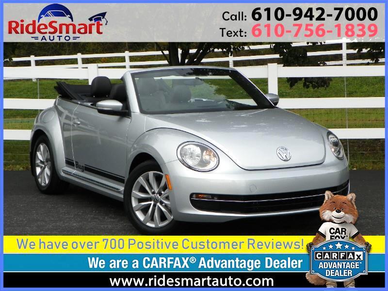 2013 Volkswagen Beetle 2dr DSG 2.0L TDI