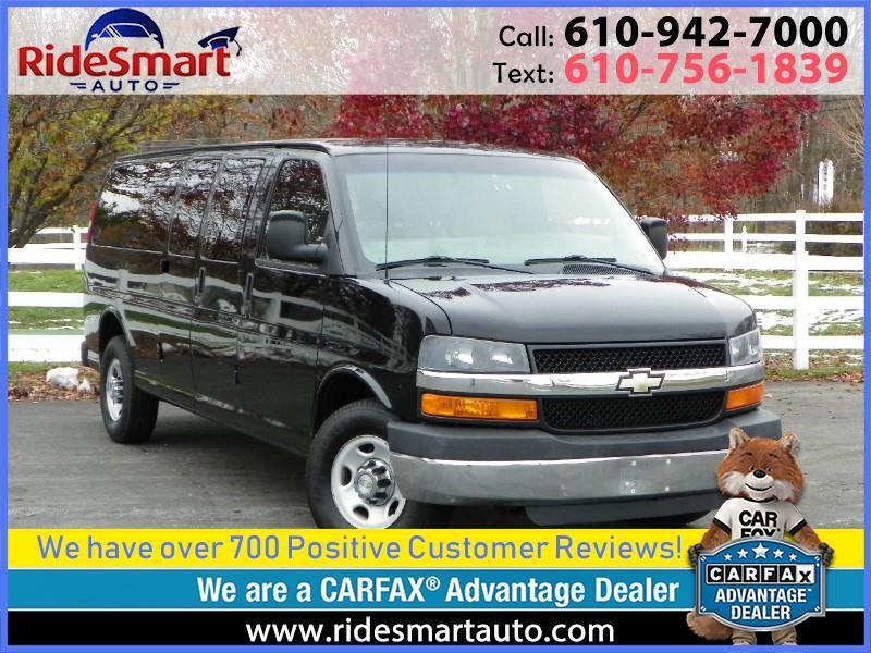 2011 Chevrolet Express 3500 LT 15 Passenger Van