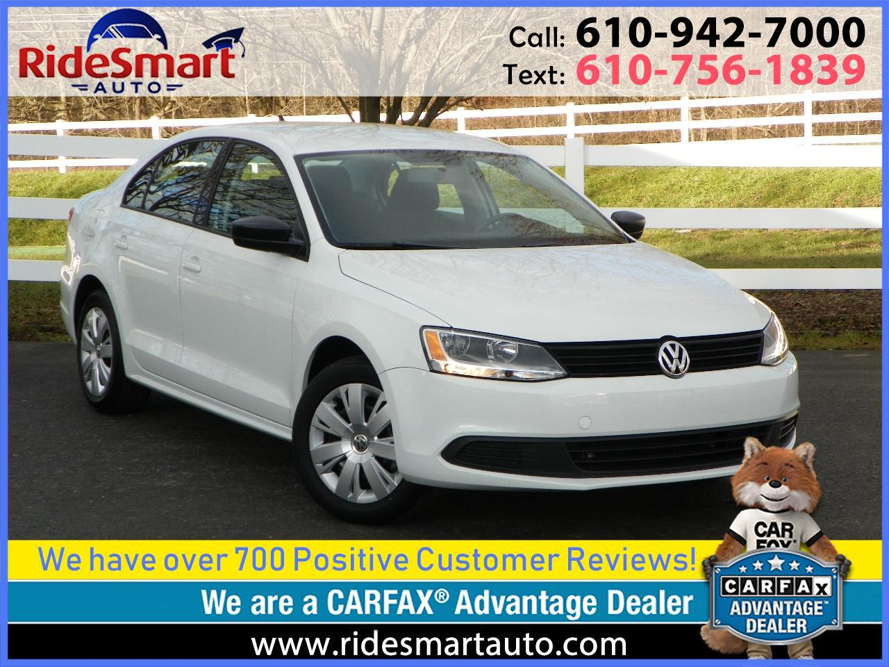 2014 Volkswagen Jetta 4dr DSG TDI Value Edition