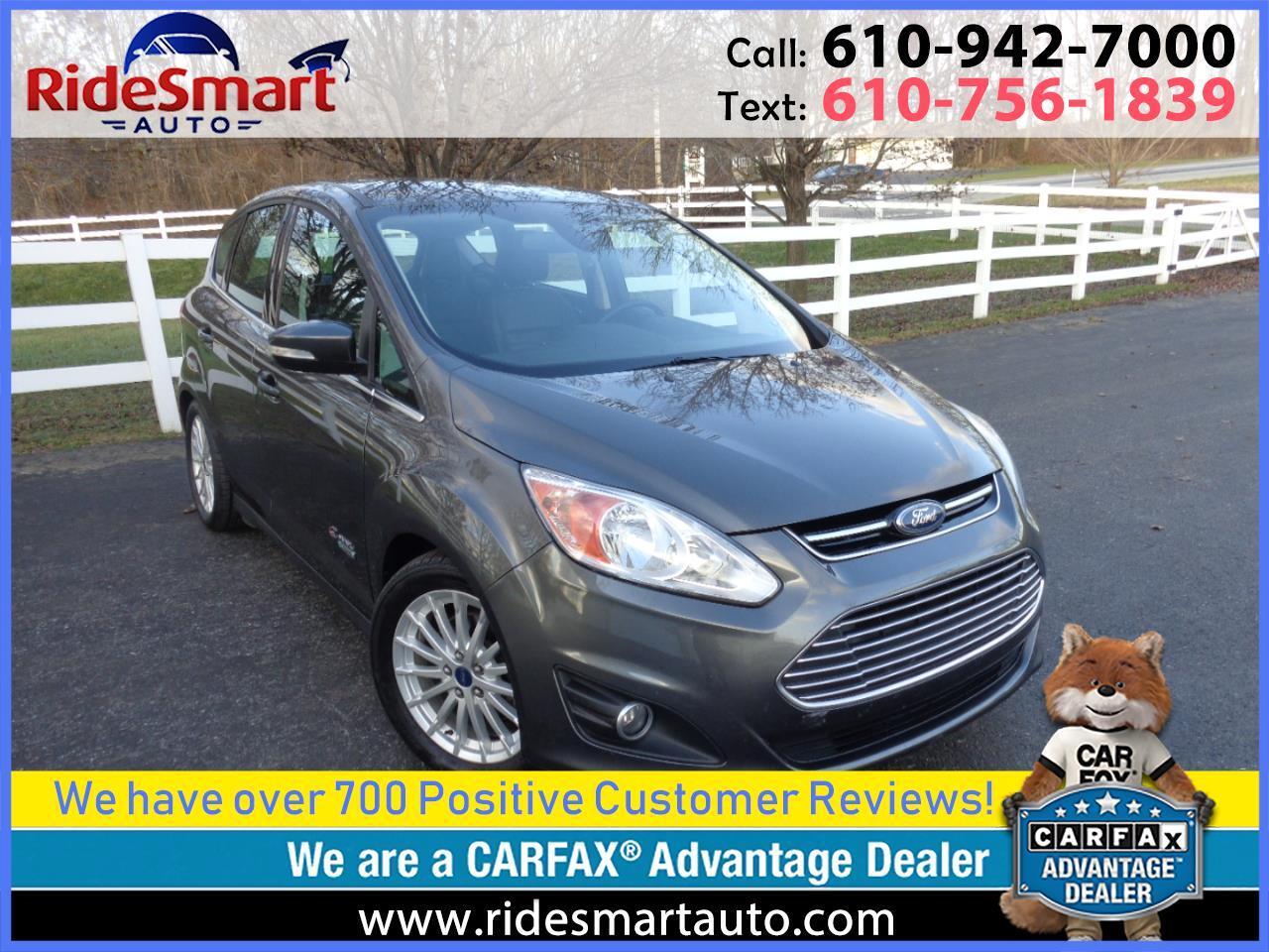 2015 Ford C-Max Energi 5 Door HB Premium SEL