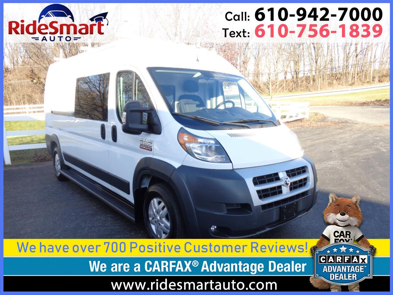 2014 RAM Promaster 3500 High Roof 159